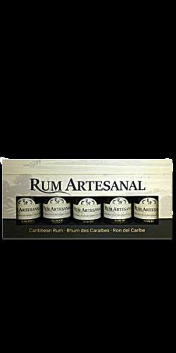 Rum Artesanal 5er Set
