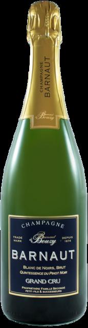 Champagner Barnaut Blanc de Noirs