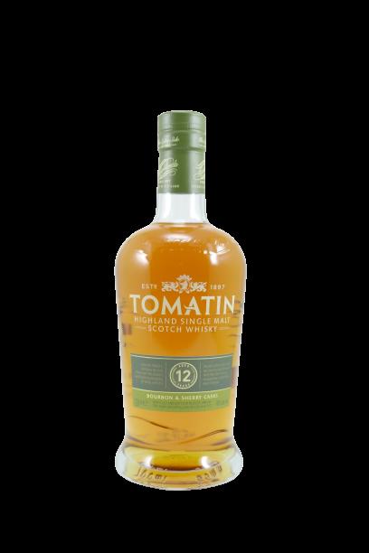 Whisky Tomatin 12 Jahre