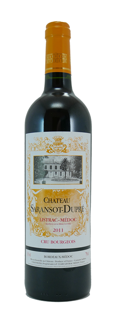 Chateau Saransot-Dupré 2015
