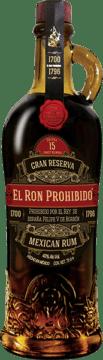 Rum El Ron Prohibito Solera 15