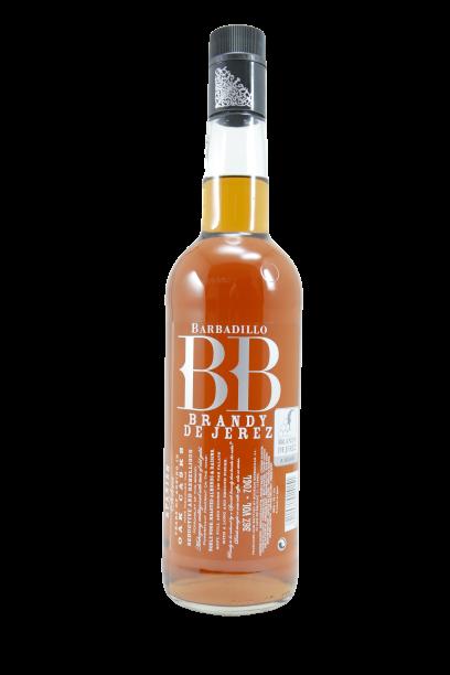 Brandy de Jerez Barbadillo