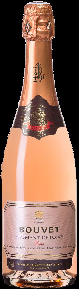 Bouvet Crémant de Loire Excellence Rosé