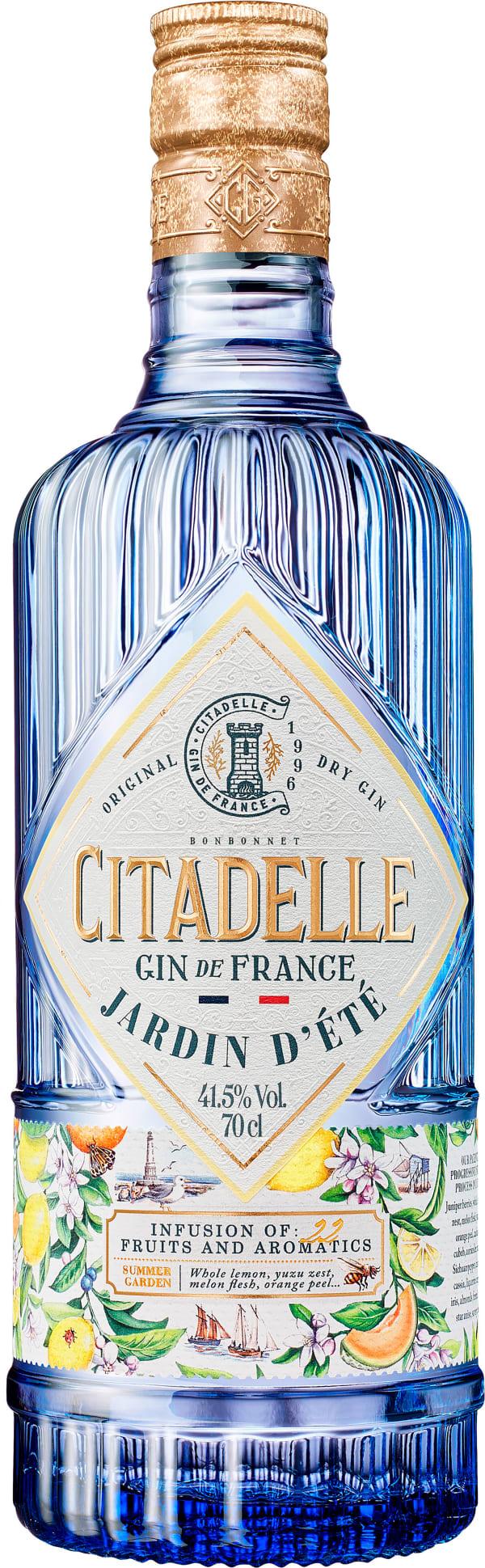 Gin Citadelle Jardin d´été