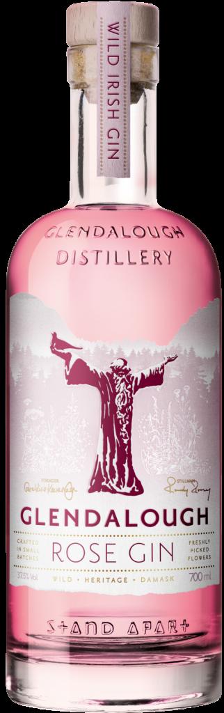 Gin Glendalough Rose