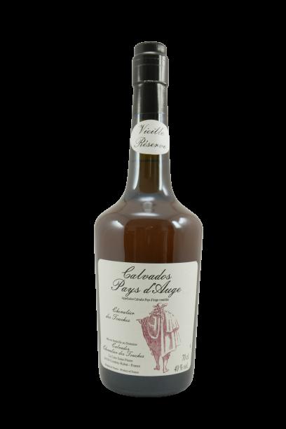 Calvados Vieille Réserve Pays d'Auge