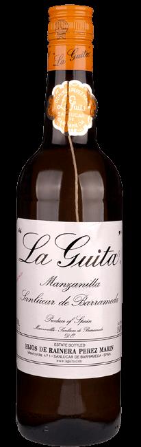 """la Guita"" Manzanilla"