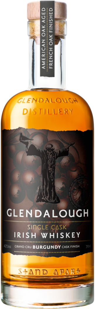 Whiskey Glendalough Burgundy Barrel