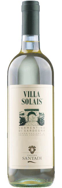 Villa Solais Vermentino