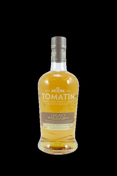Whisky Tomatin Legacy